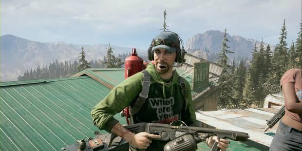 ¡Arded, pequeños! en Far Cry 5