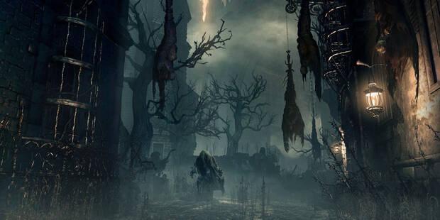Viejo Yharnam en Bloodborne - Cómo llegar y secretos