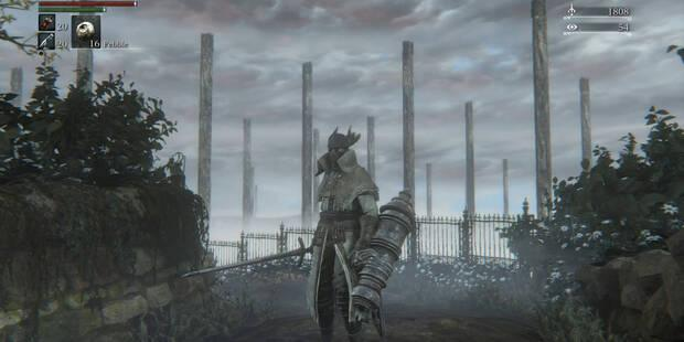 Cañón - Bloodborne