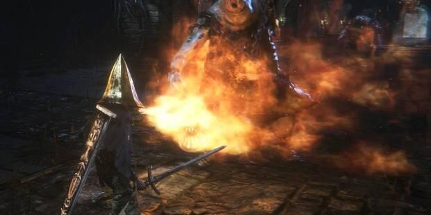 Rociador de llamas - Bloodborne