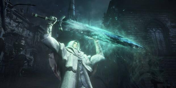 TODAS las armas de Bloodborne Antiguos Cazadores (DLC)