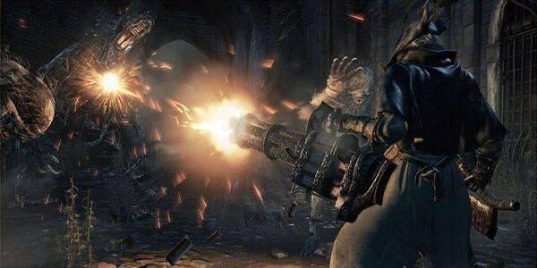 Ametralladora gatling en Bloodborne - Cómo conseguirla y atributos