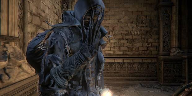 Todos los personajes y misiones secundarias de Bloodborne Antiguos Cazadores (DLC)