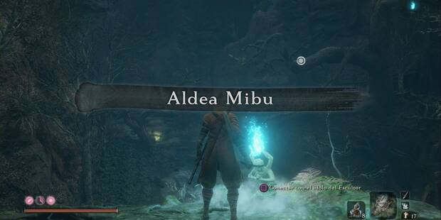 Aldea Mibu en Sekiro: secretos y 100%