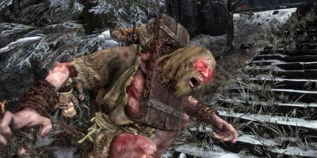Ogro Encadenado en Sekiro - Cómo derrotarlos, localización y tipos
