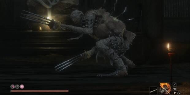 Ciempiés patas largas en Sekiro - Cómo derrotarlos y localización