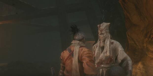 Dojun en Sekiro - Misión y recompensas