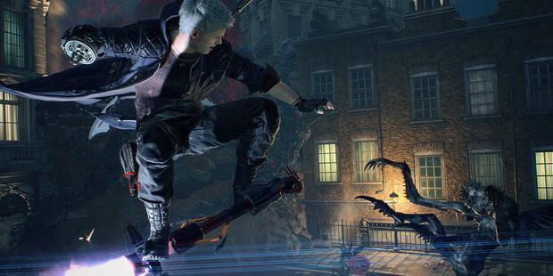 Devil May Cry 5: personajes disponibles, armas y habilidades