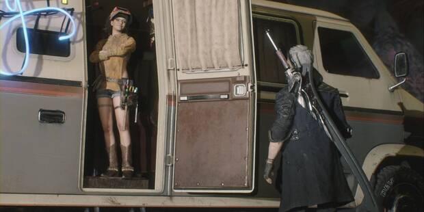 Devil May Cry 5: Misión 14 - Secretos y Malphas