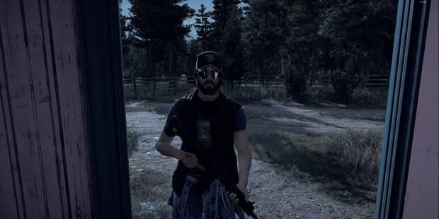 Piloto de apoyo en Far Cry 5
