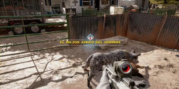 El mejor amigo del hombre en Far Cry 5