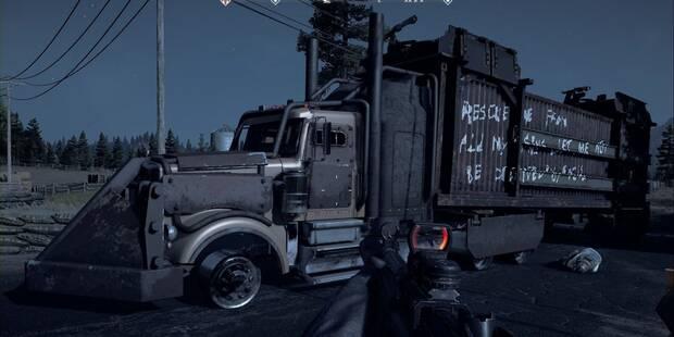 El revelador en Far Cry 5