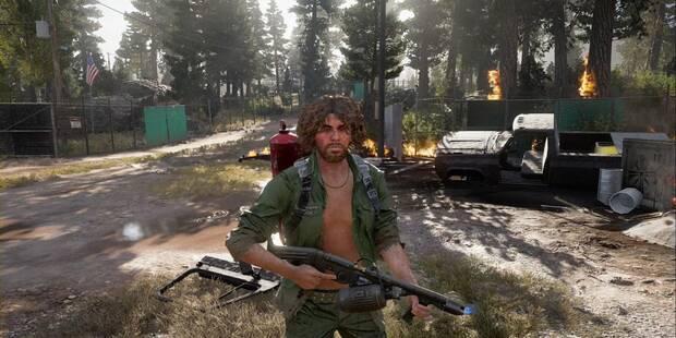 Carne de cañón en Far Cry 5