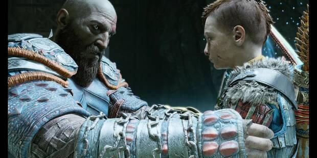 Vuelve a la cumbre - Misión historia God of War PS4