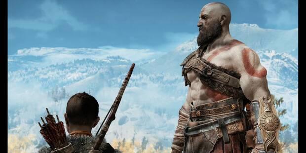 La senda a la montaña - Misión historia God of War PS4