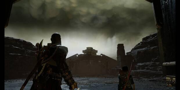God of War PS4: Reino de Niflheim - Claves, misiones y objetos especiales