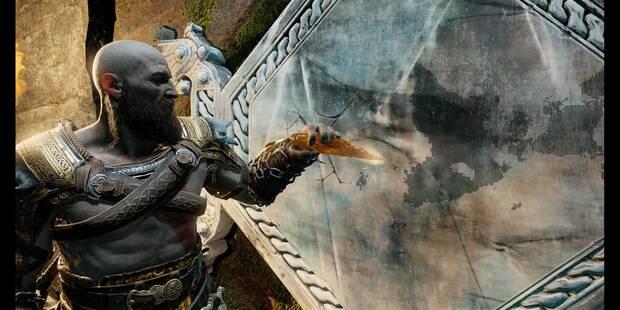 God of War (PS4): Todas las cámaras ocultas de Odín - LOCALIZACIÓN