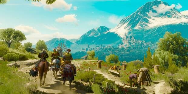 Historia principal de Blood & Wine en The Witcher 3: Wild Hunt