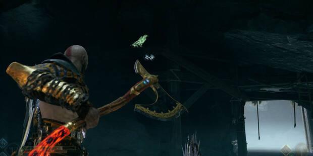 TODOS los Cuervos de Odín y dónde encontrarlos en God of War (PS4)