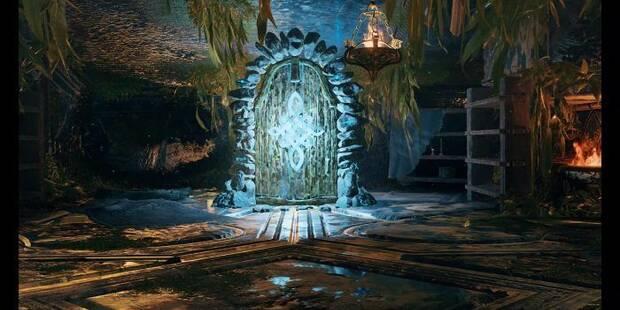 TODOS los Accesos místicos / teletransportes en God of War (PS4)