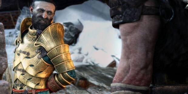 Cómo conseguir Llamas heladas en God of War (PS4)