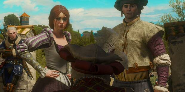 Las guerras del vino: Belgaard en The Witcher 3: Wild Hunt - Blood & Wine (DLC)