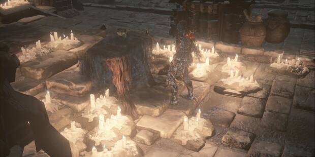 Catacumbas de Carthus en Dark Souls 3: secretos y 100%
