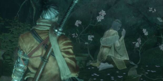 Misiones secundarias y NPCs en Sekiro: Shadows Die Twice