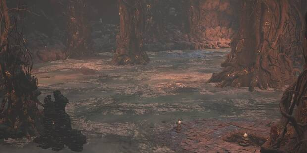 Lago ardiente en Dark Souls 3: secretos y 100%