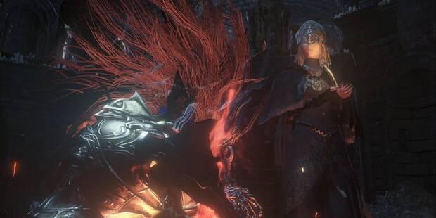Horno de la Primera Llama en Dark Souls 3: secretos y 100%