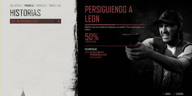 Days Gone: cómo completar Persiguiendo a Leon al 100% y secretos