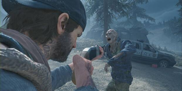 Days Gone: Infestación de los Lagos Patjens al 100% y secretos