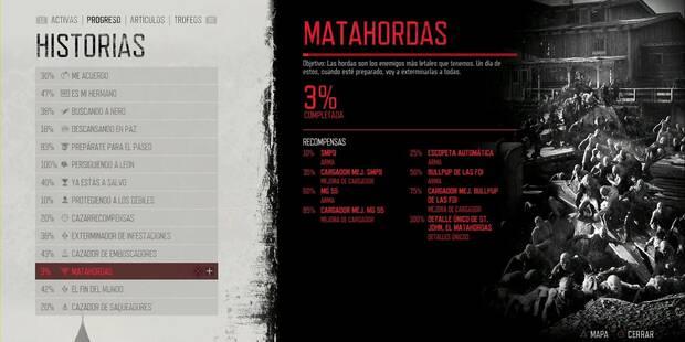 Days Gone: cómo completar Matahordas al 100% y secretos