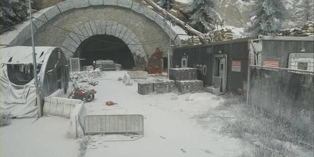 Days Gone: Puesto de control de NERO del Túnel Santiam al 100% y secretos
