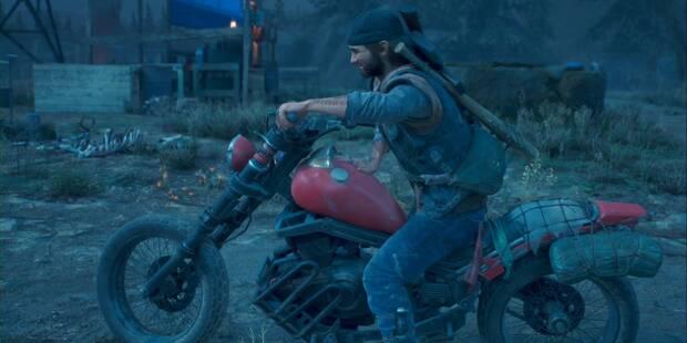 TODAS las mejoras para la moto en Days Gone y cómo conseguirlas