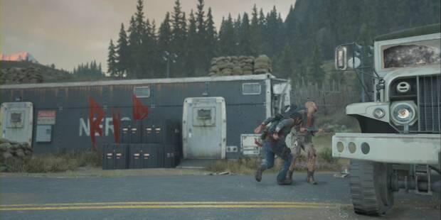 Days Gone: Puesto de control de NERO en el Túnel Rogue al 100% y secretos