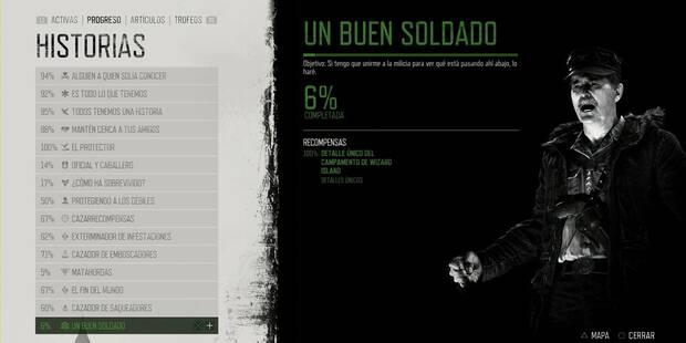 Days Gone: Cómo completar Un buen soldado al 100% y secretos