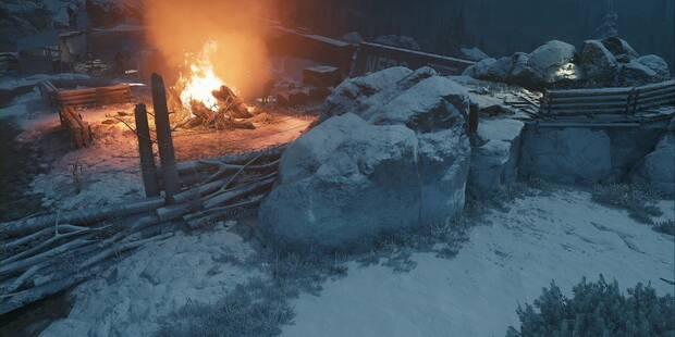 Days Gone: Campamento de emboscadores de Cascade Lakes al 100% y secretos