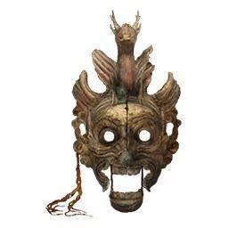 Máscara de baile de dragón en Sekiro: dónde se consigue y para qué sirve