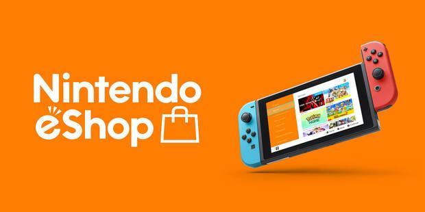 Imagen de la eShop de Nintendo Switch.
