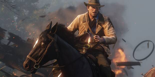 Caballos en Red Dead Redemption 2 - Doma, vínculo, estadísticas...