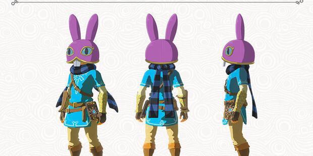 Conseguir la Capucha de Ravio en Zelda: La Balada de los Elegidos