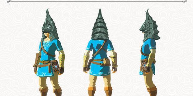 Cómo conseguir el casco de Zant en Zelda: La Balada de los Elegidos