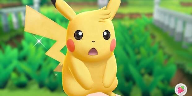 Preguntas frecuentes y dudas en Pokémon Let's Go Eevee / Pikachu