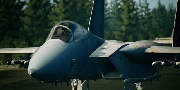 Todos los Aviones de Ace Combat 7: Skies Unknown
