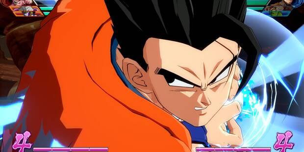 Consejos para luchar con Gohan adulto en Dragon Ball FighterZ