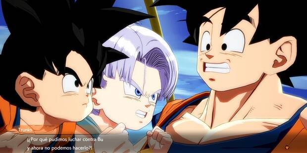 Cómo completar al 100% el Modo Historia de Dragon Ball FighterZ