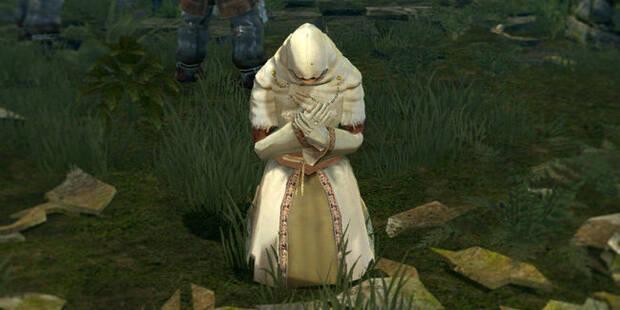 Reah  de Thorolund en Dark Souls Remastered: cómo encontrarla y qué conseguir de él