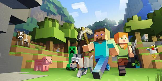 Cómo encontrar aldeas en Minecraft