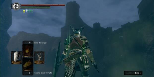 Cuenca tenebrosa en Dark Souls Remastered al 100%